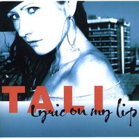 Lyric On My Lip by Tali image