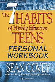 7 Habits Teens Workbook Us Edition by Covey image