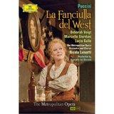 Puccini: La fanciulla del West (2 Disc Set) DVD