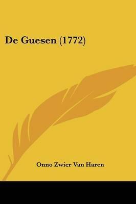De Guesen (1772) by Onno Zwier Van Haren image