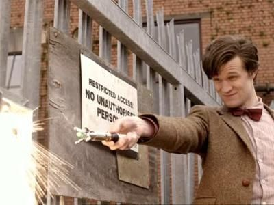 Doctor Who 11th Doctor's Sonic Screwdriver image