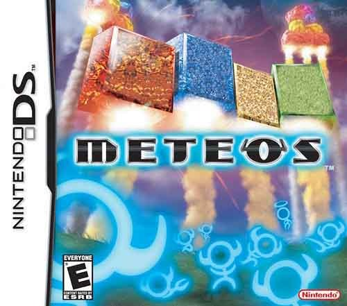 Meteos for Nintendo DS