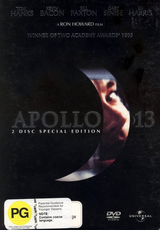 Apollo 13 - Special Edition (2 Disc Set) on DVD