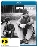 Bicycle Thieves on Blu-ray