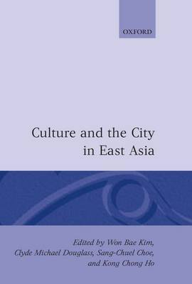 Culture and the City in East Asia image