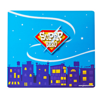 Superhero Fans Party Placemats