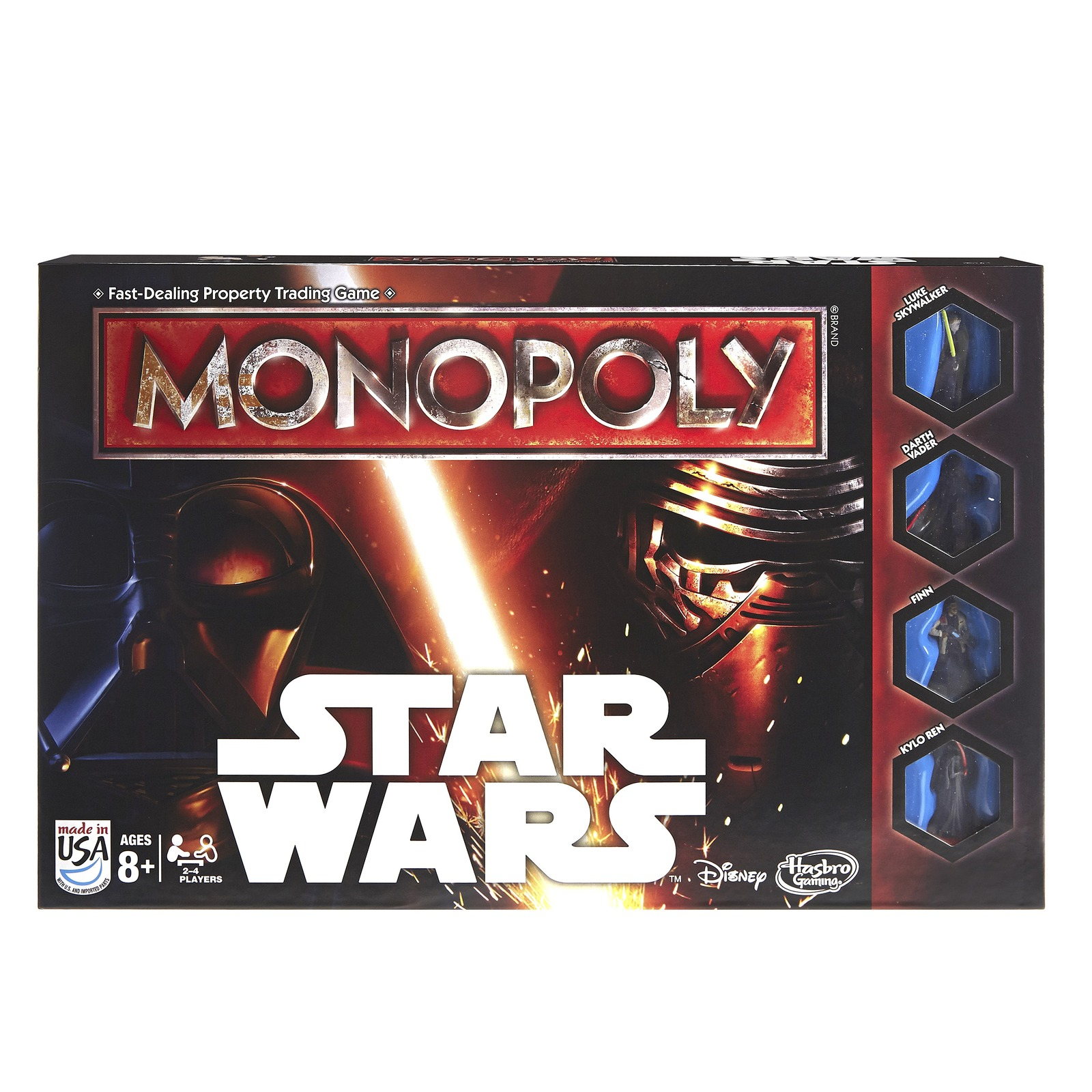 Monopoly: Star Wars Edition image