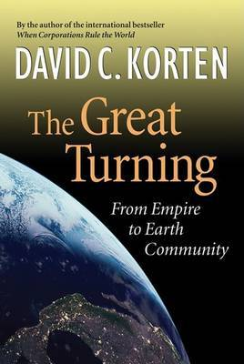 The Great Turning by David C Korten image