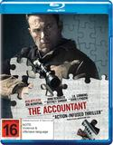 The Accountant on Blu-ray
