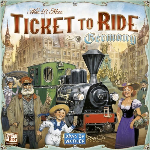 Ticket To Ride: Germany image