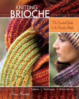 Knitting Brioche by Nancy Marchant image