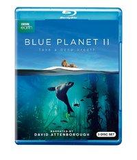Blue Planet II on Blu-ray