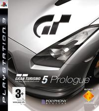 Playstation 3 Console Gran Turismo 5 Prologue Platinum for PS3 image