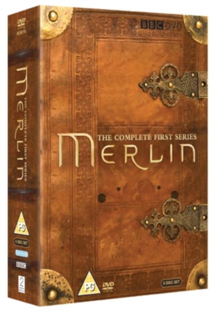 Merlin Series 1 Complete Box Set on DVD