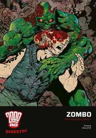 2000 AD Digest - ZOMBO by Al Ewing