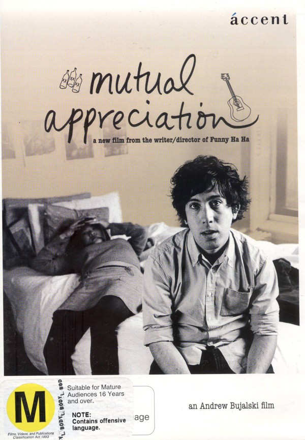 Mutual Appreciation on DVD image