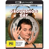 Groundhog Day on Blu-ray