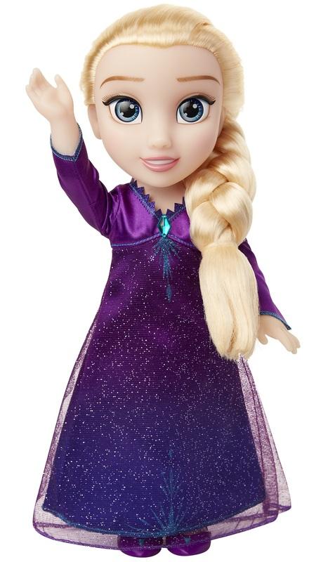Frozen II: Singing Elsa - Musical Feature Doll