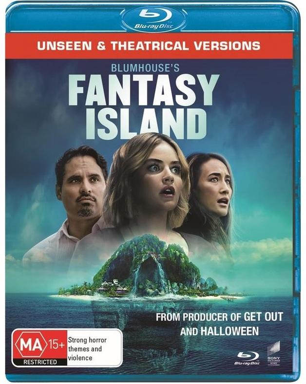 Fantasy Island on Blu-ray