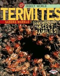 Termites by Sandra Markle image