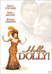 Hello Dolly on DVD