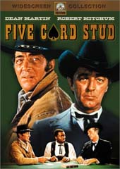 Five Card Stud on DVD