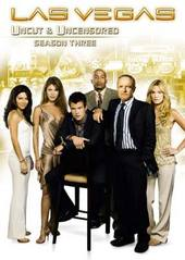 Las Vegas - Season 3 (6 Disc Slimline Set) on DVD