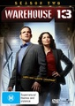 Warehouse 13 - Season Two DVD