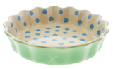 General Eclectic Pie Dish (Mint)
