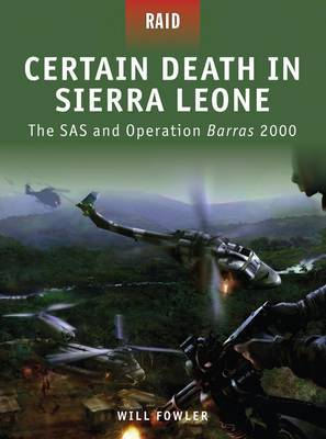 Certain Death in Sierra Leone by Will Fowler image