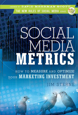 Social Media Metrics by Jim Sterne