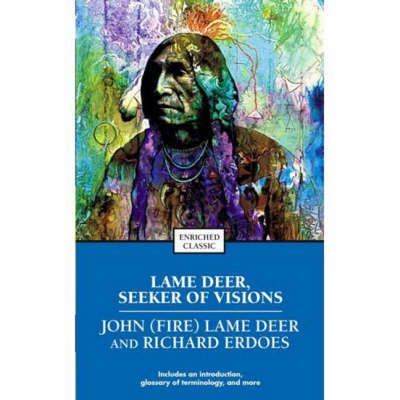 Lame Deer, Seeker of Visions by John (Fire) Lame Deer image