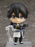 Sword Art Online: Nendoroid Kirito (Ordinal Scale Ver.) - Articulated Figure