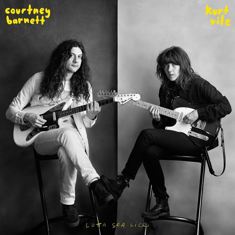 Lotta Sea Lice by Courtney Barnett image