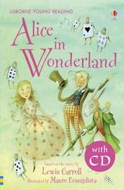 Alice in Wonderland - book + CD