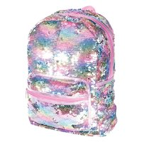 Reversible Sequin Backpack - Pearlescent