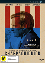 Chappaquiddick on DVD