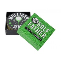 Annabel Trends Cork Backed Coaster - Golf (Set of 8)