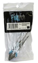 Fishtech Breakaway Sinker 3oz (1 per pack)