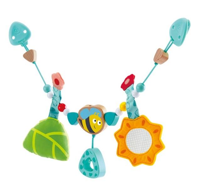 Hape: Bumblebee - Pram Chain