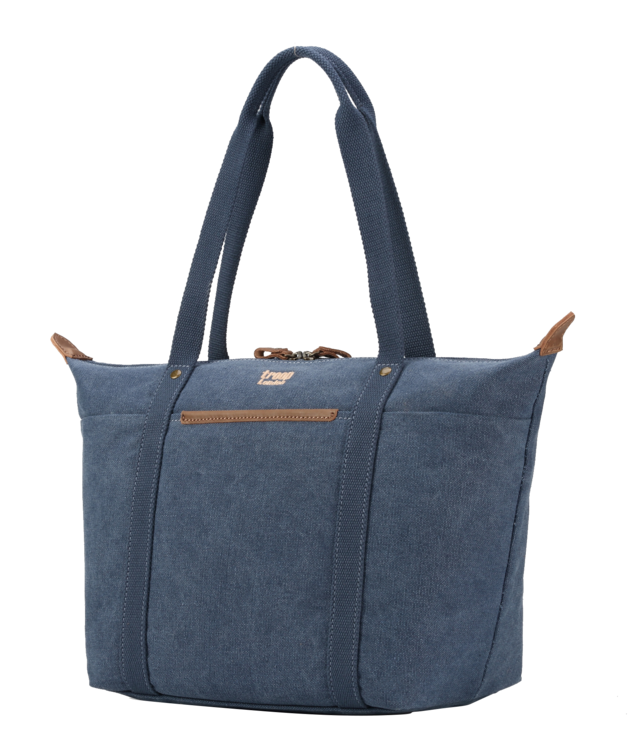 Troop London: Metro Tote Bag - Blue