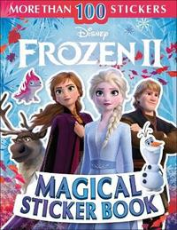 Disney Frozen 2 Magical Sticker Book by DK
