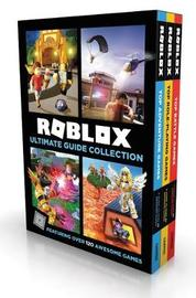 Roblox Ultimate Guide Collection by Official Roblox Books (Harpercollins)