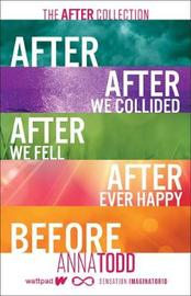 The After Collection by Anna Todd