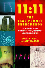 11:11 the Time Prompt Phenomenon by Marie D Jones image