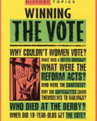Winning the Vote by Simon Adams image