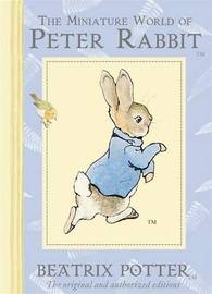 Miniature World of Peter Rabbit by Beatrix Potter image