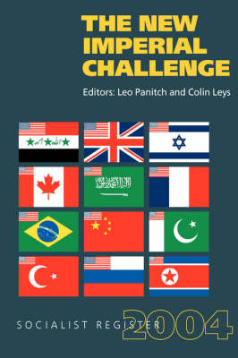 Socialist Register: 2004: New Imperial Challenge by Leo Panitch image