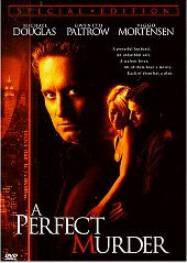 Perfect Murder, A on DVD