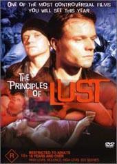 Principles Of Lust on DVD